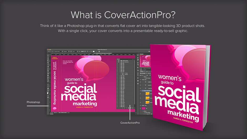 Screenshots of Cover Action Pro